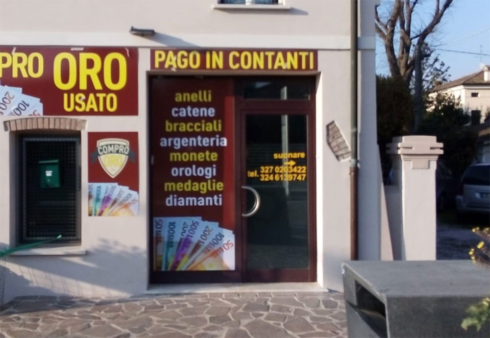 Compro Oro - San Giorgio Bigarello - Mantova