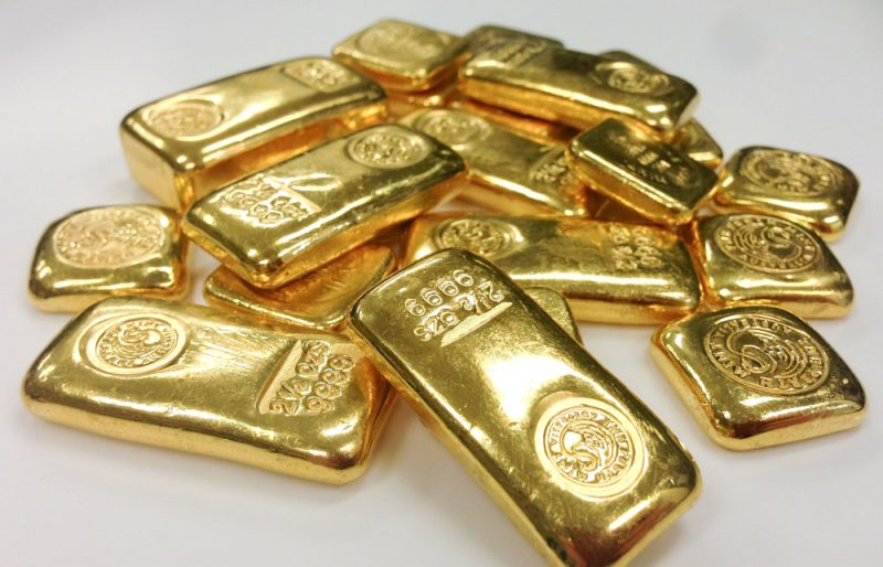 Lingotti d'oro - Compro Oro Mantova