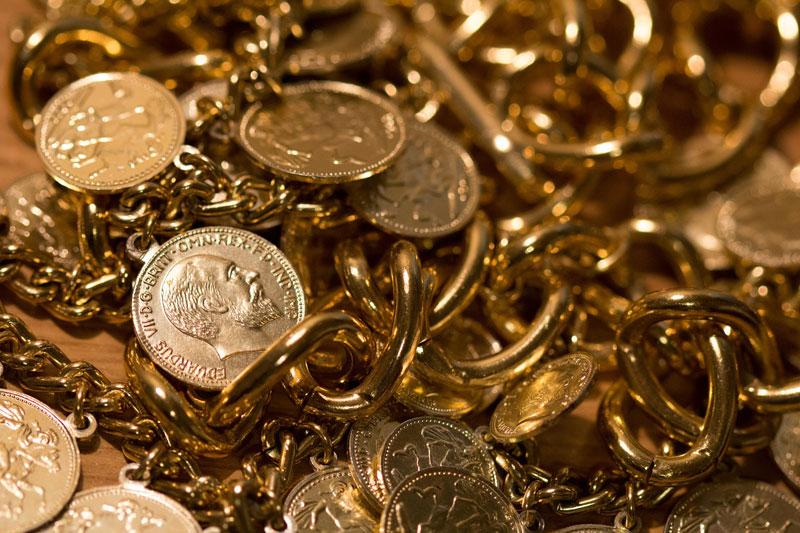 Monete d'oro - Compro Oro Mantova